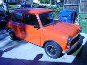 Mini Cooper 1275cc 4 cyl