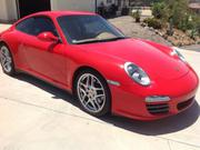 2010 Porsche Porsche 911 Carrera 4S Coupe 2-Door